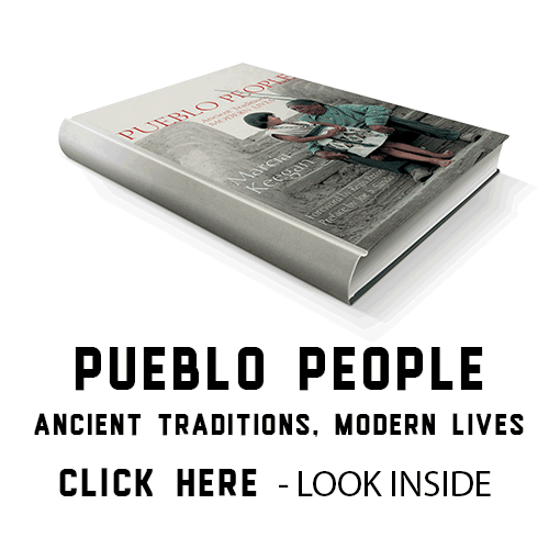 Pueblo People Marcia Keegan